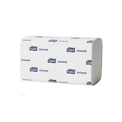 Полотенца бумажные д/держ.Tork (1-сл., белые, 250х20л)