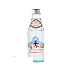 Вода минеральная Acqua Panna (0,25л, 24 шт/уп)