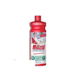 Средство для сантехники MILIZID 1л концентрат профессионал Германия