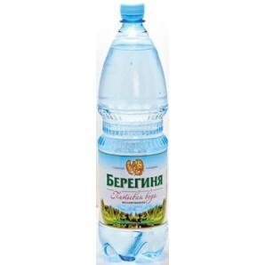 Вода питьевая негазированная Берегиня 0,5 л (12 шт/уп)