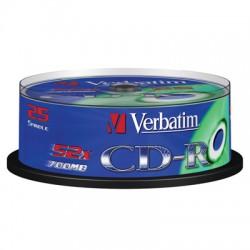 Носители информации Verbatim CD-R DL43432