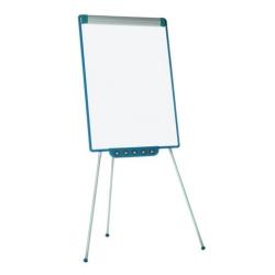 Флипчарт магнитно-маркерный на треноге Bi-Office, 70х102 см, рама синяя Арт. 270004