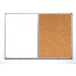 Доска комбинированная Attache 60х90 см, алюминиевая рама  Арт. 391346