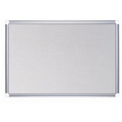 Доска комбинированная Bi-Office 60х90 см, алюминиевая рама Арт. 270029