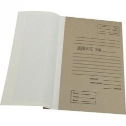 Папка для переплета переплетный картон 310x220x40 мм бежевая Арт. 349866