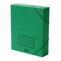 Короб архивный Attache А4 гофрокартон (складной, 75 мм, 2 резинки) Арт. 142056