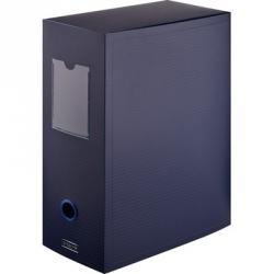 Короб архивный Attache пластиковый синий 330x120x245 мм  Арт. 367907