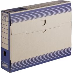 Короб архивный Attache картон синий 320x75x255 мм Арт. 390816