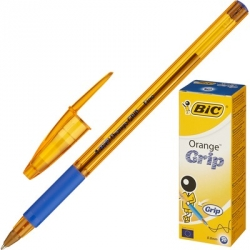 Ручка шариковая BIC Orange grip fine Арт. 220607