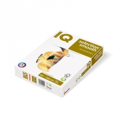 Бумага IQ Selection (А4, 100 г/кв.м, белизна 167% CIE, 500 листов)