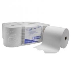 Полотенца бумажные в рулонах Kimberly-Clark 1-слойные 6 рулонов по 304 метра