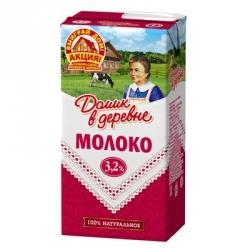 Молоко Домик в деревне стерилизованное 3,2% 500 мл