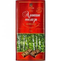 Шоколад Аленкин соблазн молочный 100 г