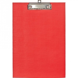 Папка-планшет Attache картонная красная (1.75 мм)