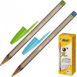 Ручка шариковая BIC Cristal Fashion