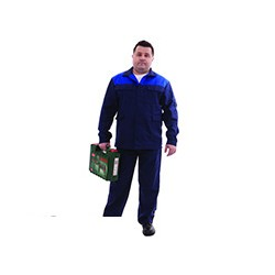 Костюм Производственник , куртка/брюки (размер 44-46, рост 182-188)