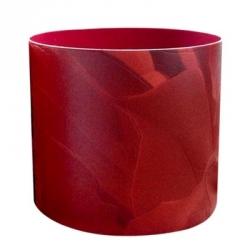 Горшок для цветов SimpleGarden Красная кожа 5.1 л