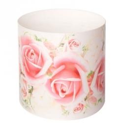 Горшок для цветов SimpleGarden Розы 1.7 л