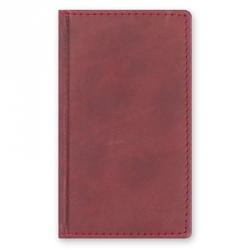 Алфавитная книжка Attache Вива (А6, 85х145мм, кожзам, бордо)