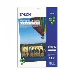 Фотобумага Epson Premium Photo S041332 (А4, 251г/м2, 20 листов)