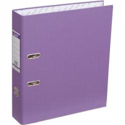 Папка с арочным механизмом Bantex Economy Plus 50 мм фиолетовая