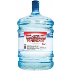 АКЦИЯ! Вода питьевая Раменская 19 л негазированная
