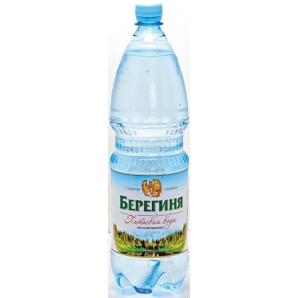 Вода питьевая негазированная Берегиня 1,5 л