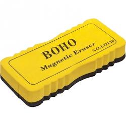 Губка резиновая магнитная для маркерных досок (110x57 мм)