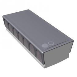 Губка магнитная для маркерных досок Attache (160x75 мм)
