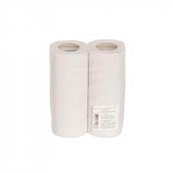 Полотенца бумажные Style (натуральные, с тиснением, 1-слойные, 2шт./уп.)
