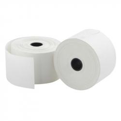 Чековая лента ProMega Люкс из офсетной бумаги 37 мм x 60 мм (диаметр втулки 12 мм, 20 штук в упаковке)