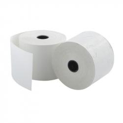 Чековая лента ProMega Люкс из офсетной бумаги 44 мм x 60 мм (диаметр втулки 12 мм, 20 штук в упаковке)