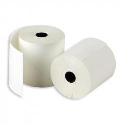 Чековая лента ProMega из термобумаги 80 мм x 110 мм внутренний термослой (диаметр втулки 26 мм, 2 штуки в упаковке)