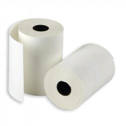 Чековая лента из термобумаги ProMega 57 мм x 20 м (диаметр втулки 12 мм, 24 штуки в упаковке)