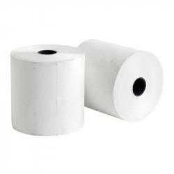 Чековая лента ProMega из термобумаги 80 мм x 80 мм (диаметр втулки 18 мм, 8 штук в упаковке)