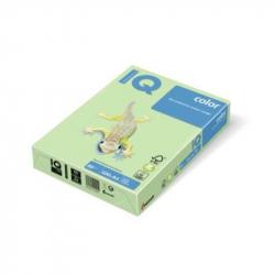 Бумага цветная для офисной техники IQ Color (А3, 80 г/кв.м, GN27-светло-зеленый, 500 листов)