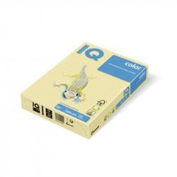 Бумага цветная для офисной техники IQ Color (А3, 80 г/кв.м, YE23-желтый, 500 листов)