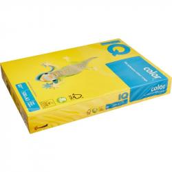 Бумага цветная для офисной техники IQ Color (А3, 80 г/кв.м, IG50-горчичный, 500 листов)