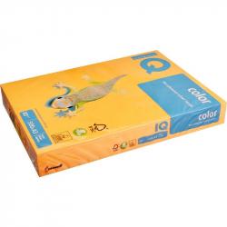 Бумага цветная для офисной техники IQ Color (А3, 80 г/кв.м, NEOOR-оранжевый неон, 500 листов)