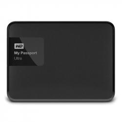 Внешний жесткий диск WD My Passport Ultra 500Gb (WDBBRL5000ABK-EEUE) USB 3.0 черный