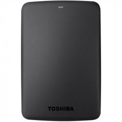 Портативный HDD Toshiba Canvio Basics 1Tb(HDTB310EK3AA)2.5 , черный_М_К