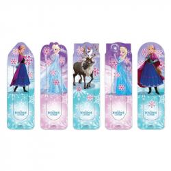 Закладка для книг Disney Холодное сердце (5 штук в наборе)