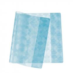 Обложка для учебников Петерсон голубая (420x270 мм, 110 мкм)