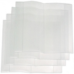Набор обложек для учебников старших классов №1 School (330x235 мм, 110 мкм)