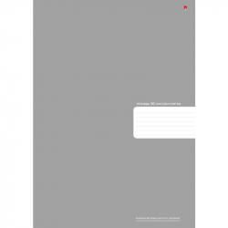 Тетрадь общая Альт Platinum (А4, 96 листов, клетка, на скрепке)