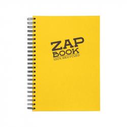 Блокнот для сухих техник Clairefontaine Zap book A4 160 листов