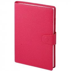 Ежедневник датированный на 2018 год InFolio Palette искусственная кожа А5 176 листов розовый (140x200 мм)