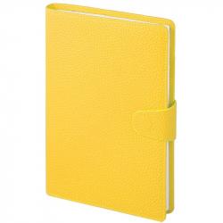 Ежедневник датированный на 2018 год InFolio Palette искусственная кожа А5 176 листов желтый (140x200 мм)