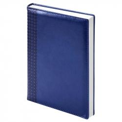 Ежедневник датированный на 2018 год InFolio Lozanna искусственная кожа А5 176 листов синий (140x200 мм)