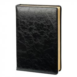 Ежедневник датированный на 2018 год InFolio Challenge искусственная кожа А5 176 листов черный (140x200 мм)